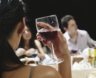 3 Health Benefits Of Wine!!