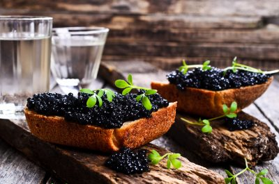What Are The Benefits Of Caviar?