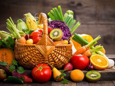 How vegetarian food plays the best role in the COVID-19 pandemic?