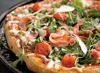 Pizza recipe: know how to make a healthy pizza