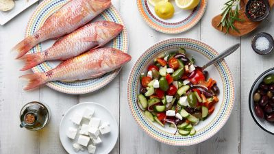 4 healthy foods from the Mediterranean diet that you should try at least once!