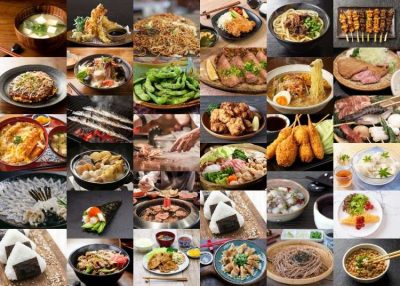 Changing tastes and recipes with places and people